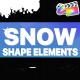 Magic Snow Elements | FCPX
