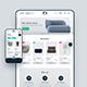Megan - Aesthetic Ecommerce Web App UI Kit