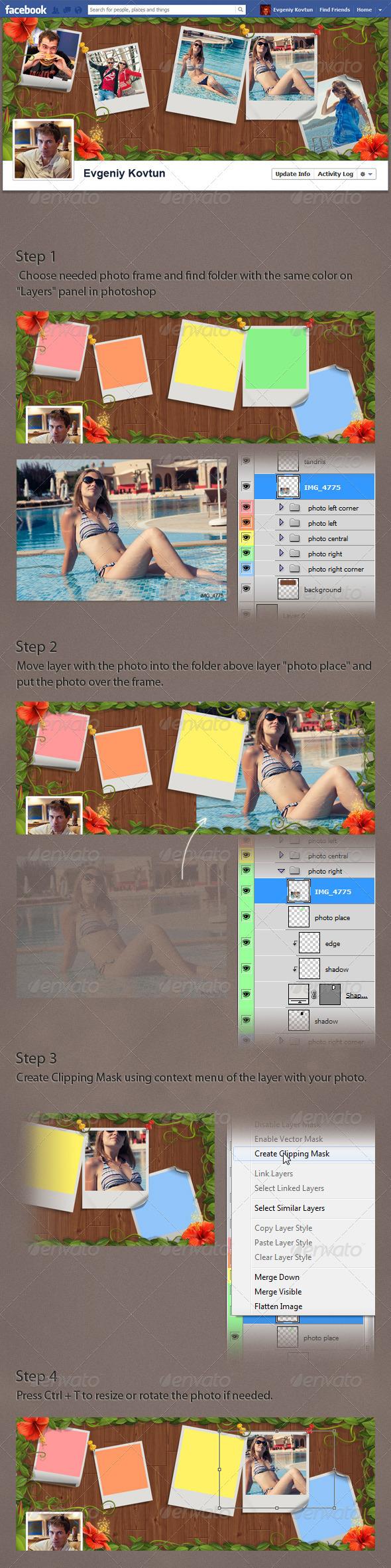 Woodgarden Facebook Timeline Cover - Facebook Timeline Covers Social Media