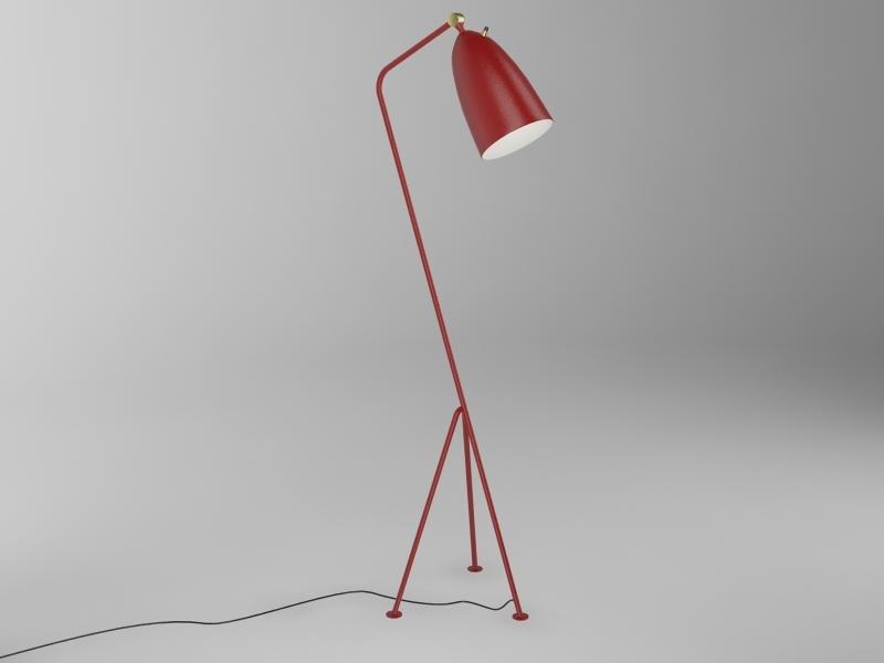 Grasshopper Floor Lamp Greta Grossman