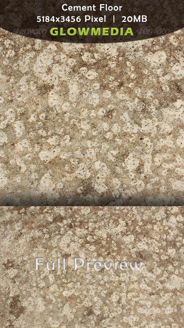 Concrete Cement Floor - Concrete Textures