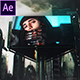 Cyberpunk City 4 in 1 - VideoHive Item for Sale