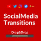 Social Media Transitions - VideoHive Item for Sale