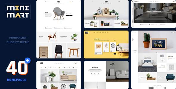 Minimart | Minimal Shopify Theme