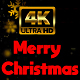 Christmas Gold Snow - VideoHive Item for Sale