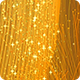 Golden Glitter String Particles Background HD - VideoHive Item for Sale