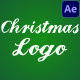 Christmas Logo Reveal | After Effects - VideoHive Item for Sale