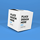 Box Packaging Mockup Template Vol 1