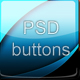 13 PSD and PNG Buttons/Icons Pack (VECTOR based) - GraphicRiver Item for Sale