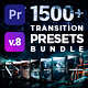 Presets Bundle for Premiere Pro: Transitions, Titles, VFX, VHS, LUTs, Logo - VideoHive Item for Sale