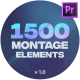 BASE | Transitions and Motion Graphics for Premiere Pro - VideoHive Item for Sale