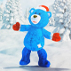 Christmas Bear Dance Ident - VideoHive Item for Sale