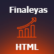 Finaleyas - Corporate & Financial Business HTML5 Template,