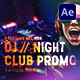 DJ // Night Club Promo - VideoHive Item for Sale