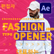 Fashion Ident // Typo Opener - VideoHive Item for Sale
