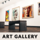 Art Gallery Museum - VideoHive Item for Sale