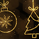 Simple Christmas Card - VideoHive Item for Sale