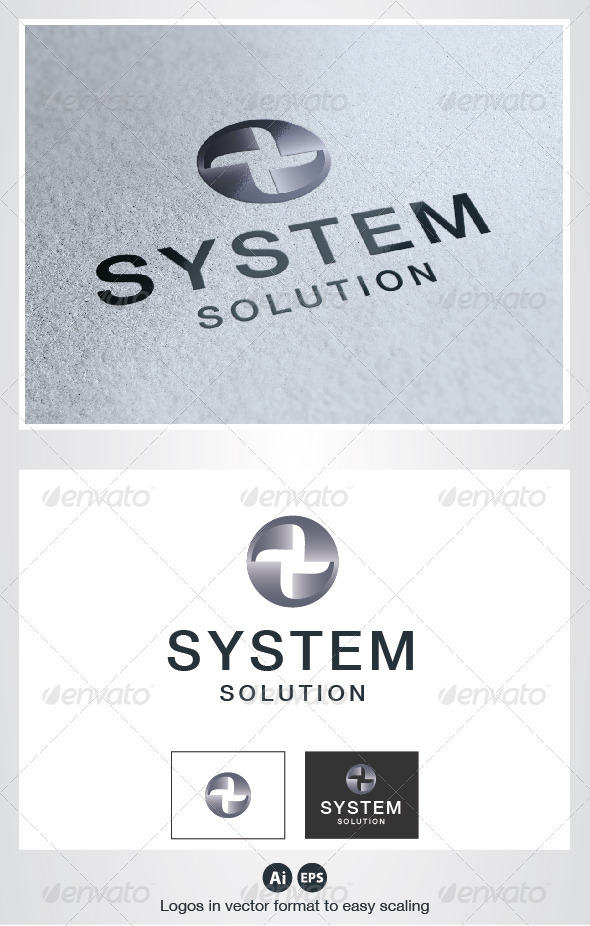 System Logo - Symbols Logo Templates