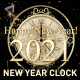 New Year Countdown Clock 2021 V1 - VideoHive Item for Sale