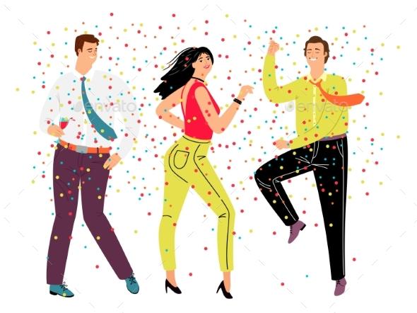 Friendly Dance Party