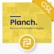 Planch - Business Google Slides Template