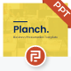 Planch - Business PowerPoint Template