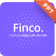 Finco Finance PowerPoint Template
