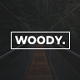 WOODY Keynote Presentation Template