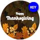 Happy Thanksgiving Keynote Template