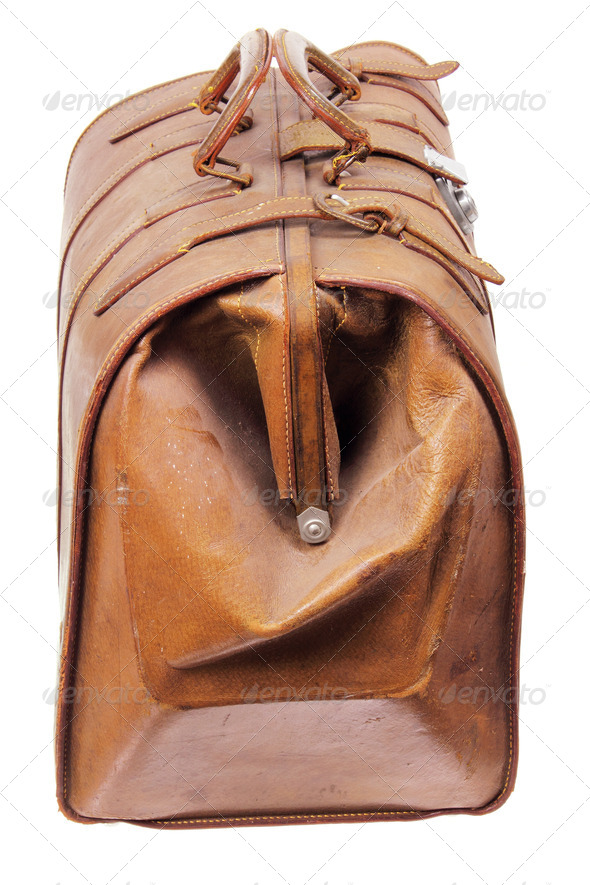 Old Luggage - Stock Photo - Images