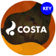 Costa Autumn Season Keynote Template