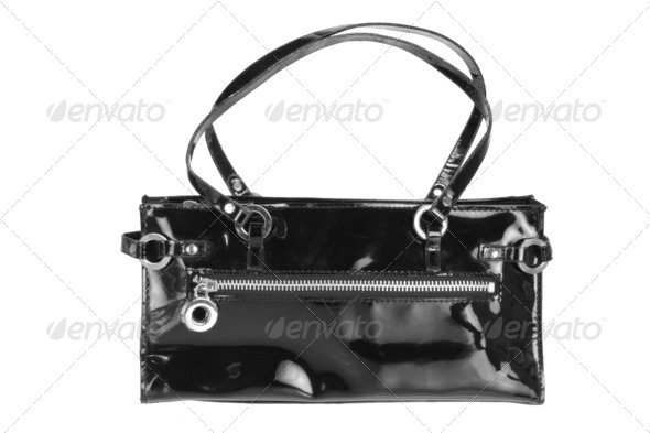 Lady's Handbag - Stock Photo - Images
