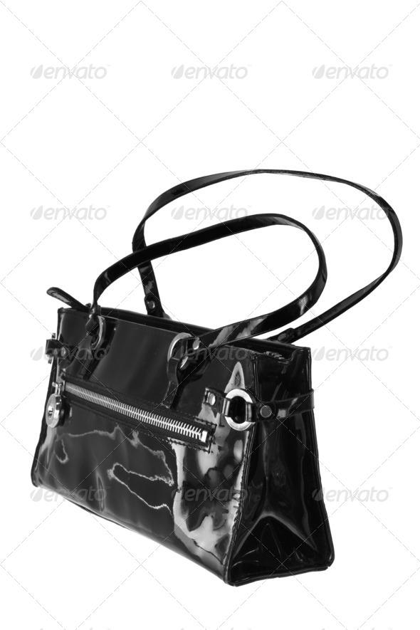 Lady's Handbag - Stock Photo - Images