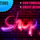 Light Painting Effect Photoshop Actions - GraphicRiver Item for Sale