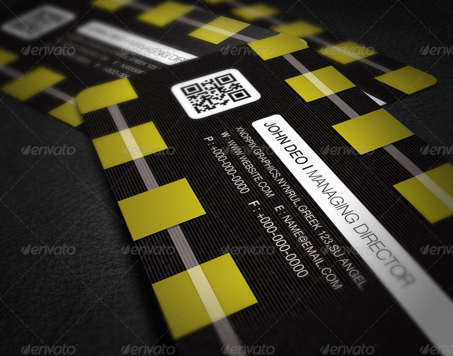 Special Business Card by -axnorpix | GraphicRiver