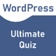 Ultimate Quiz Plugin For WordPress
