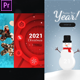 Christmas Trendy Instagram Stories - VideoHive Item for Sale