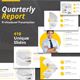 Quarterly Report Google Slides Template