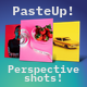 PasteUp! - Beautiful perspective shots for WordPress