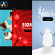 Free Download Christmas Instagram Stories Nulled