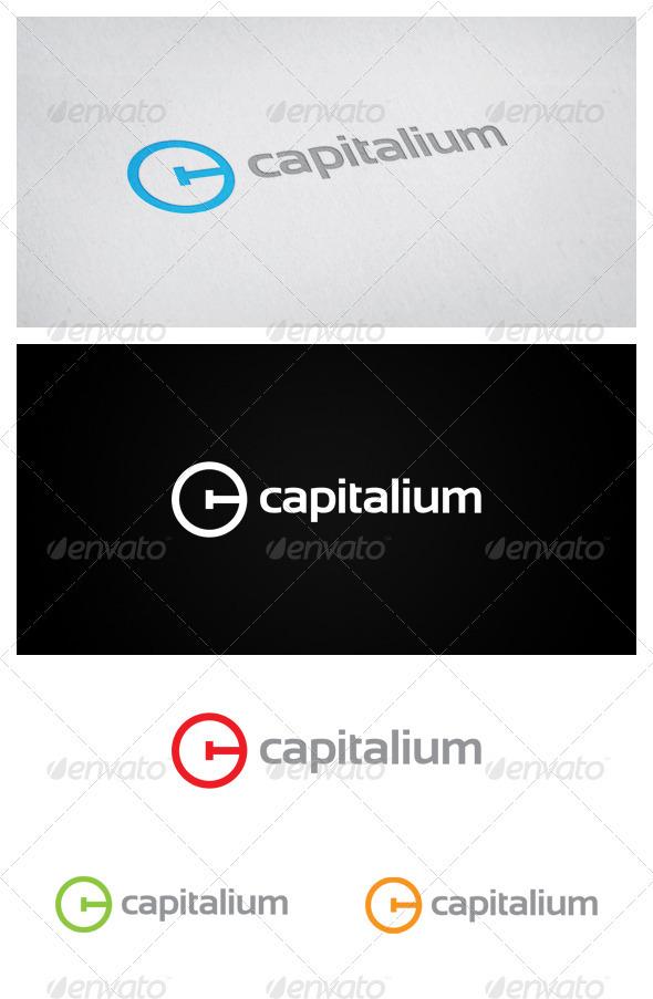 Capitalium - Letters Logo Templates