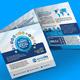 Socialika Tri-fold Social Media Brochure - GraphicRiver Item for Sale