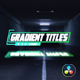 Free Download Glow Glitch Titles Nulled