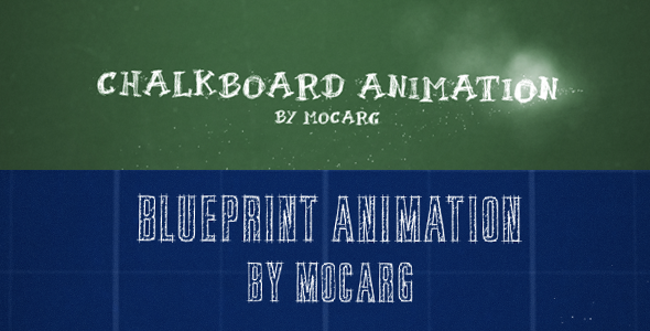 Chalkboard and blueprint presentation by mocarg videohive play preview video malvernweather Gallery