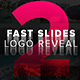 Fast Slides Logo Reveal 2 - VideoHive Item for Sale