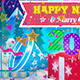 Happy New Year Celebrations - VideoHive Item for Sale