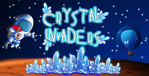 Crystal Invaders (CAPX and HTML5)