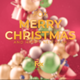 Merry Christmas Elegant Abstract 3D - VideoHive Item for Sale