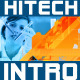 Hi-tech Intro - VideoHive Item for Sale