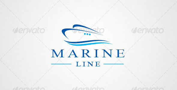 Marine & Transport Logo  - Objects Logo Templates
